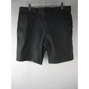 Tommy Hilfiger Mid Rise Flat Front Chino Shorts